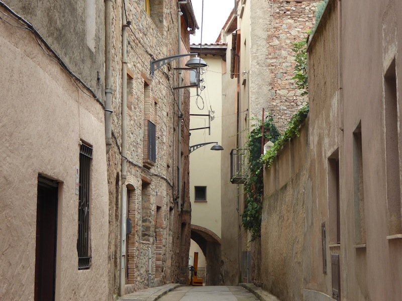 More narrow streets of SanPedor.