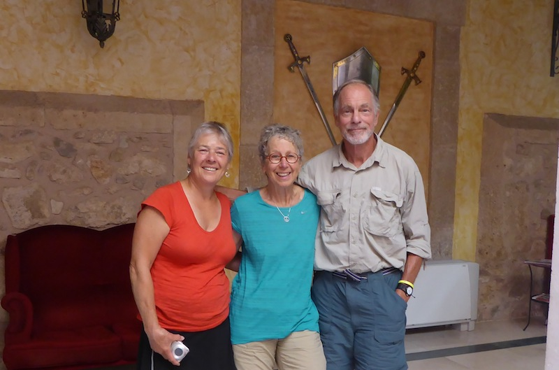 More friends on the Camino.