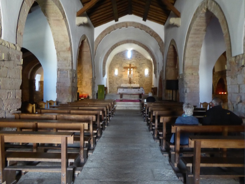 Church in O'Cebriero