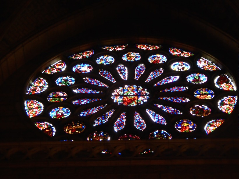 Leon Cathedral Window 2