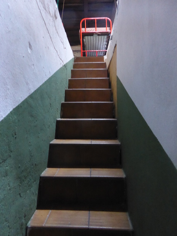 Staircase in Ruitelán
