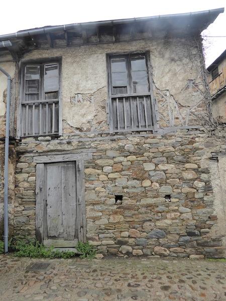 I love the stone houses.