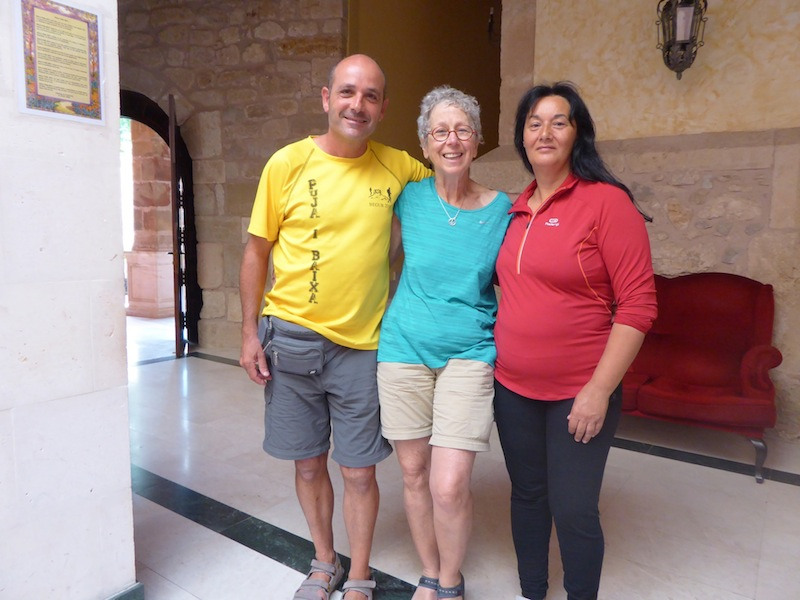 Wonderful friends on the Camino.