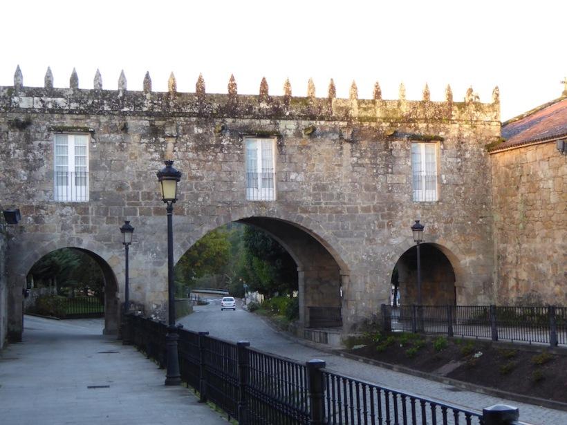 Arches in Negreira