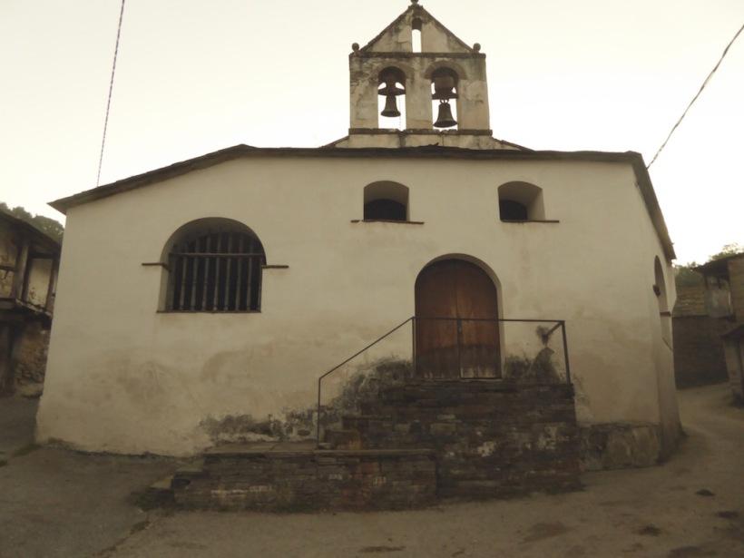 Church on way to Samos