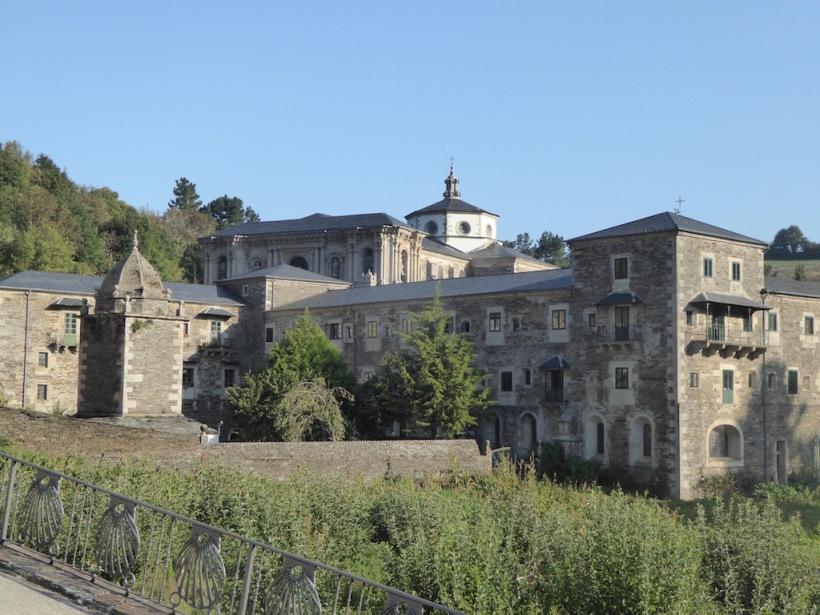 Monastery at Samos