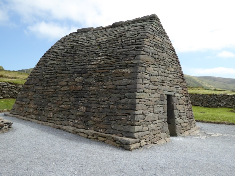 This is Gallarus Oratory.