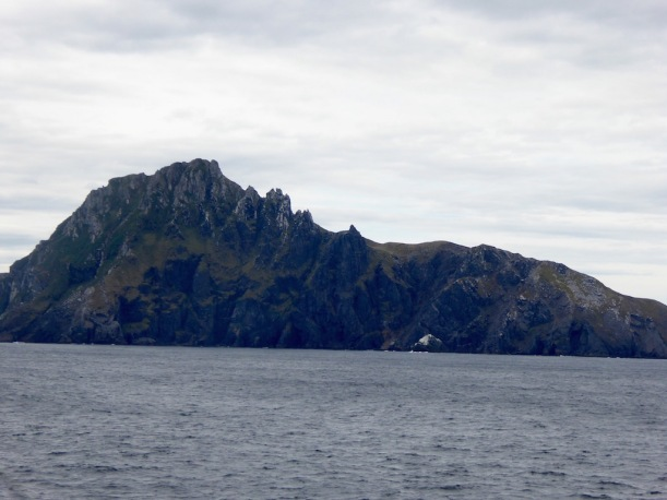 We went around Cape Horn
