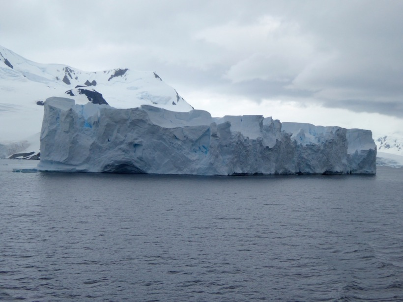This is an iceberg