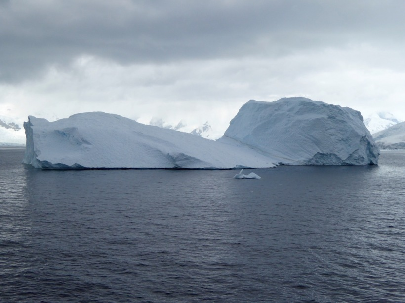 This is an iceberg.