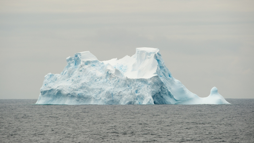 This is a great iceberg.