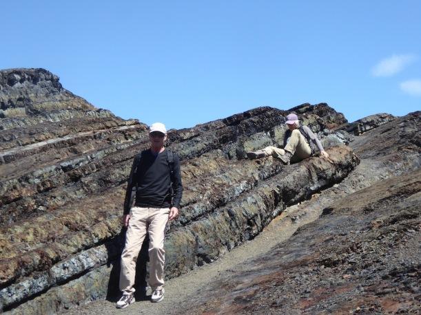 This is Andy at Upsala Glacier
