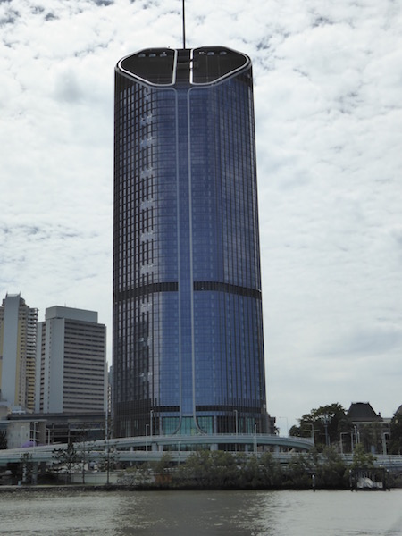This is a building in Brisbane.