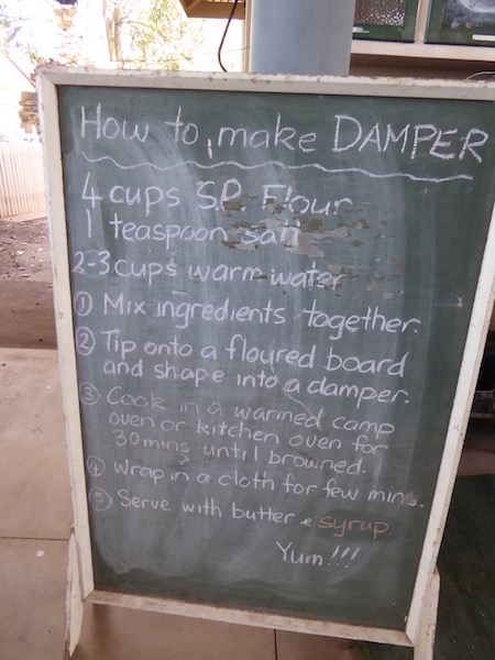 This is the recipe for Damper