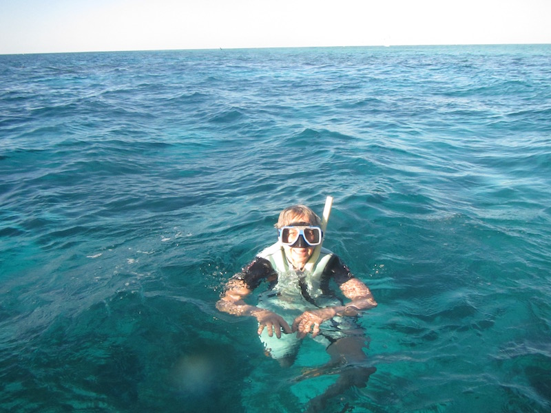 nancy-snorkling-in-deeper-water