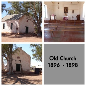 The Old Church at Hermannsburg Historic Precinct
