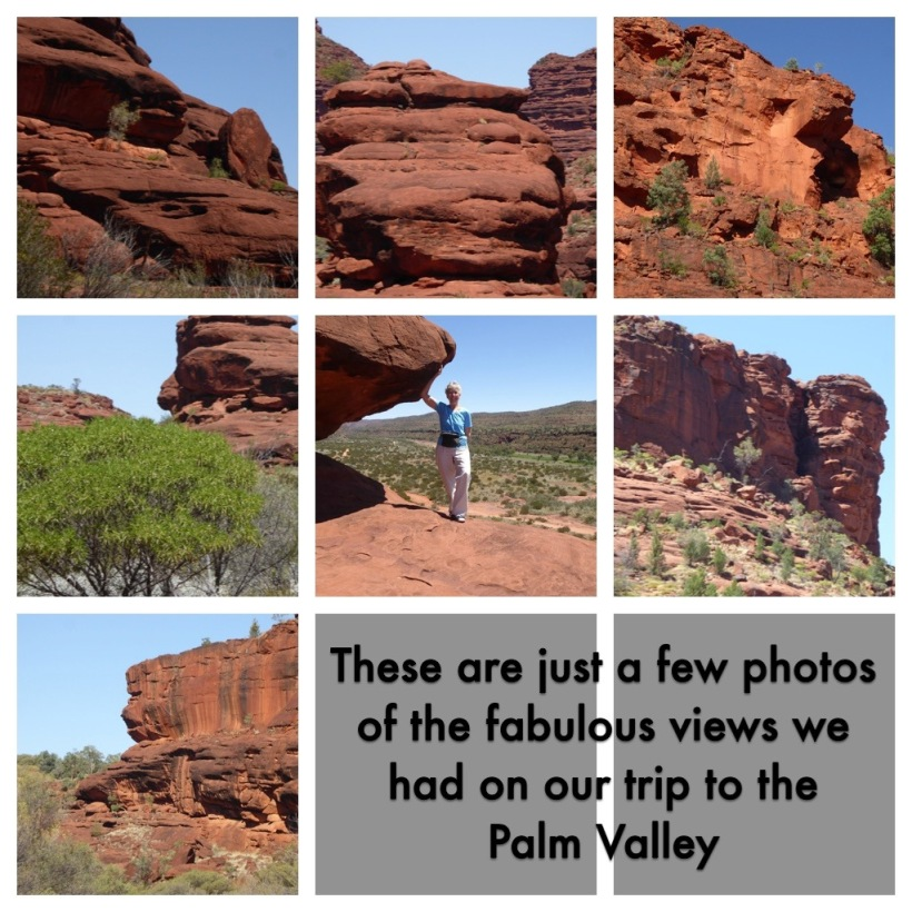 Palm Valley Formations