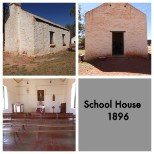 School House at Hermannsburg Historic Precinct