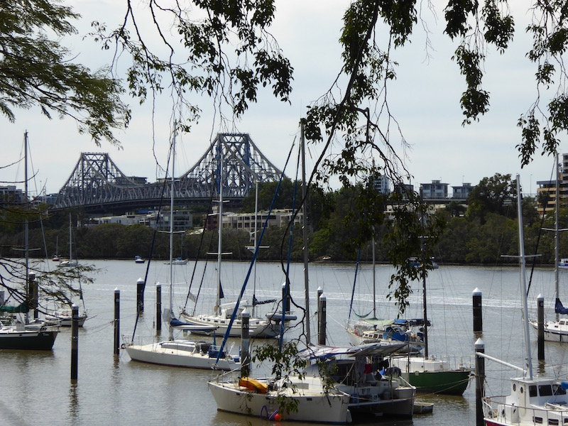 This is the Story Bridge