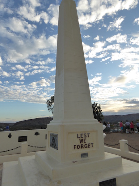 This is ANZAC: a memorial all those who have served in defense of their country