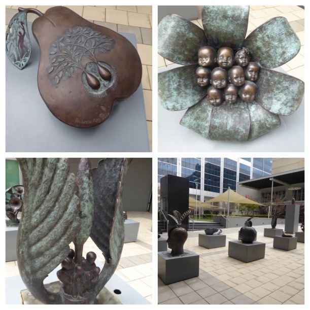 sculpture-collage